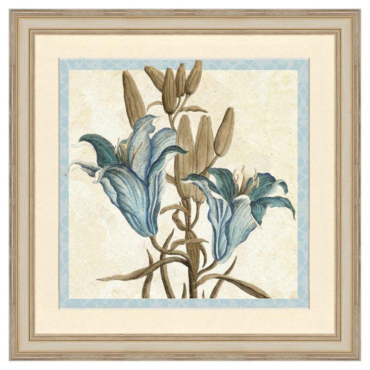 Botanical Close-Up Print I