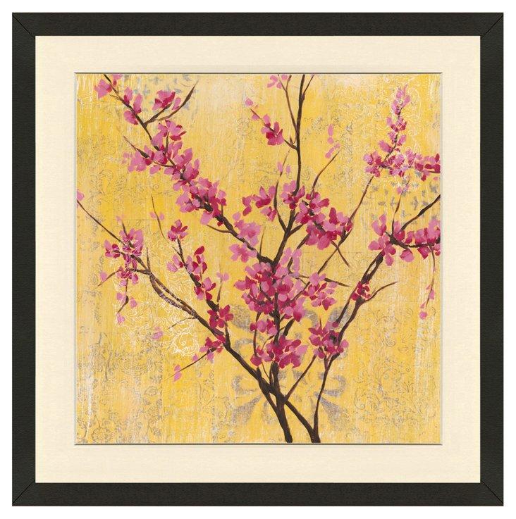 Cherry Blossom Print I