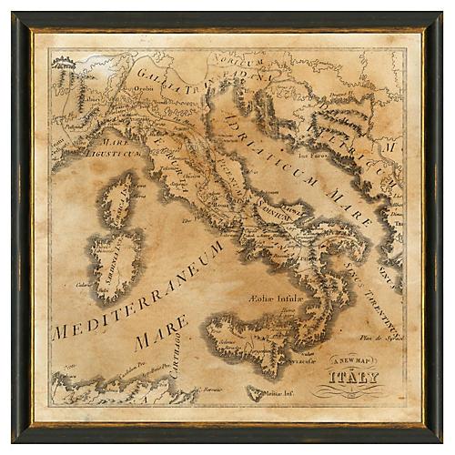 Italian Heritage Map