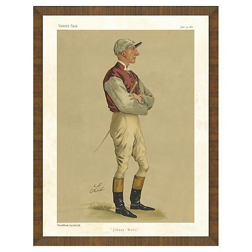 Jockey Print II