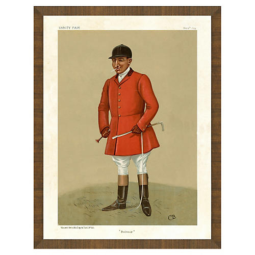 English Jockey I