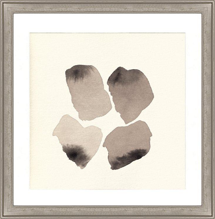 Gray Color Study Print