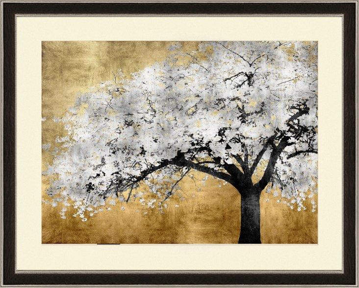 Silver Tree I