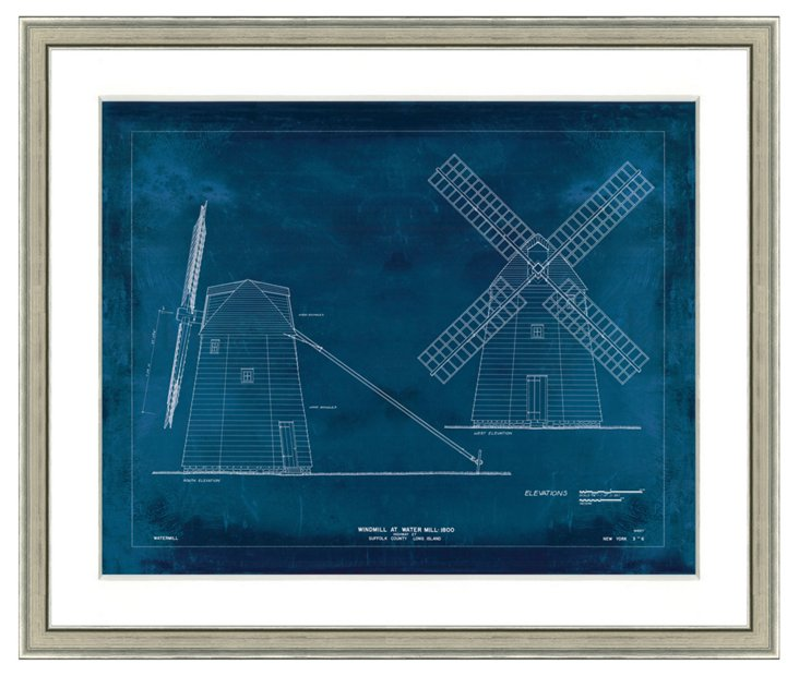 Windmill Blueprint I