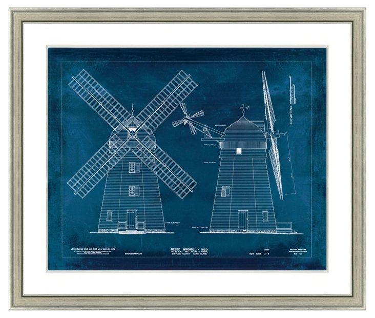 Windmill Blueprint II
