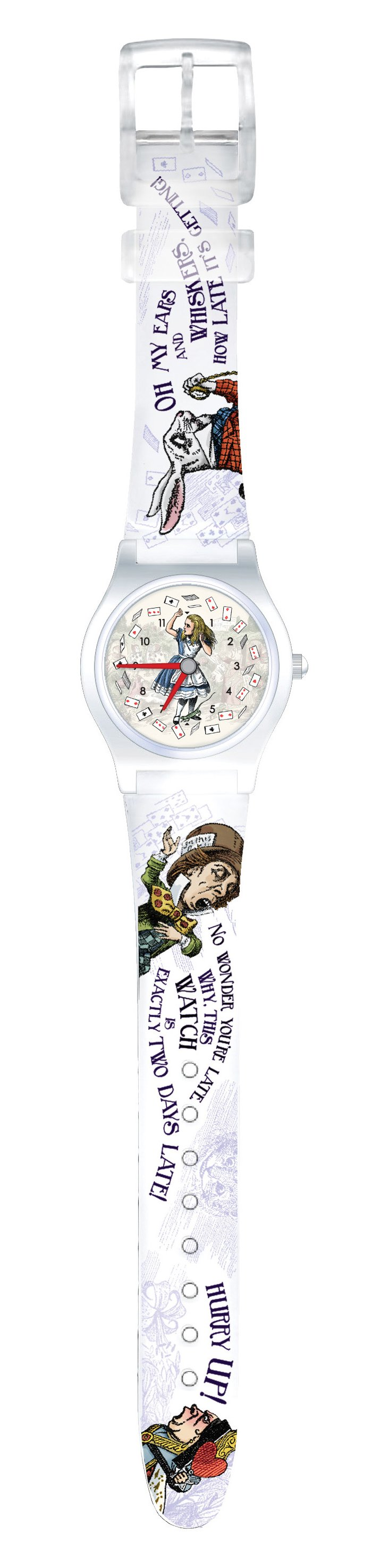 Alice in Wonderland Watch