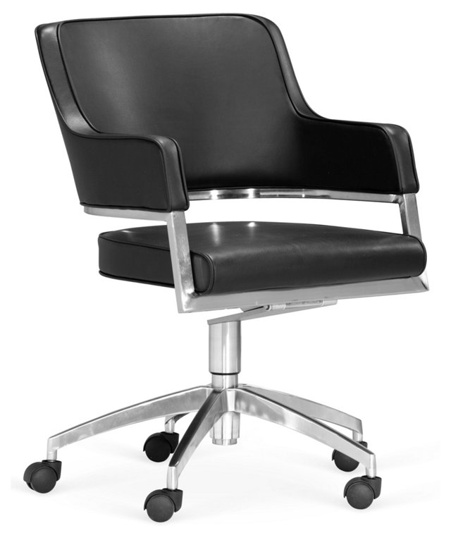 Barnett Office Chair, Black