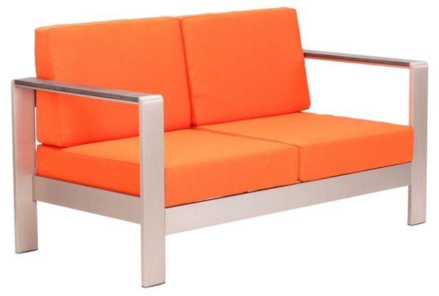 Cosmopolitan Sofa, Orange