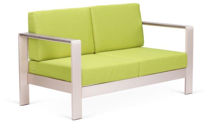Cosmopolitan Sofa, Green