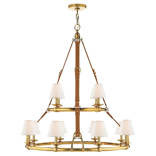 Westbury Double-Tier Chandelier