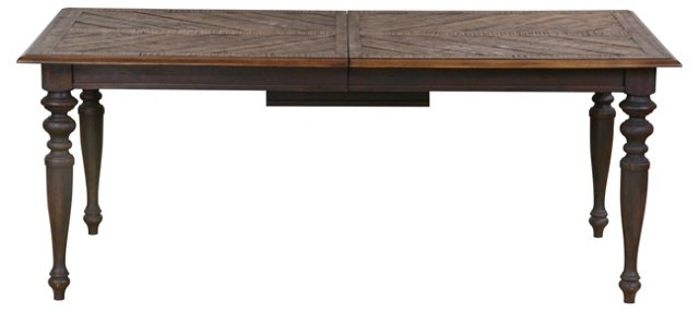 """Verwood 76"""" Dining Table"""