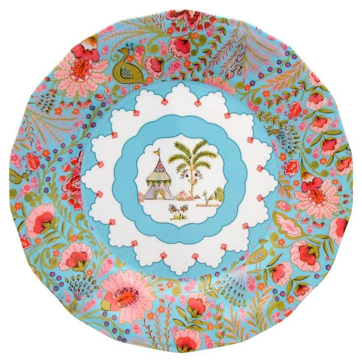 S/4 Bali Dinner Plates