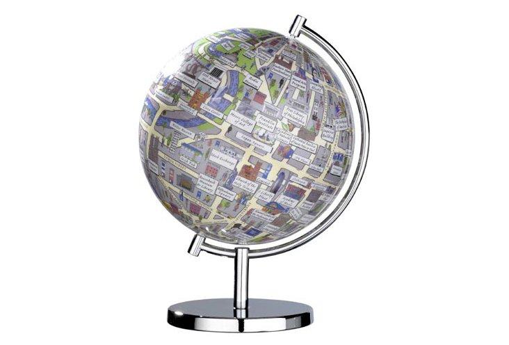 Philadelphia 9-inch Globe