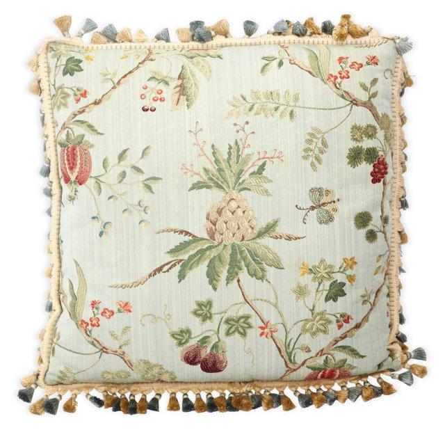 Scalamandré Butterfly Pillow
