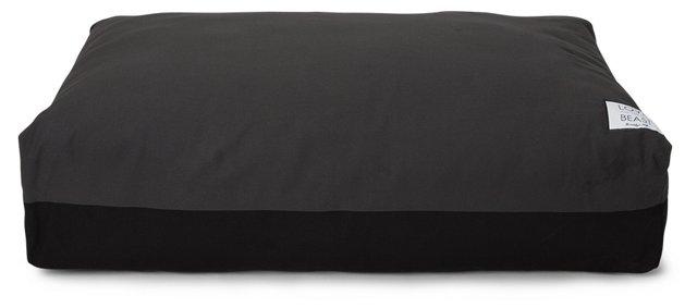 Flip Stich Bed, Black/Gray