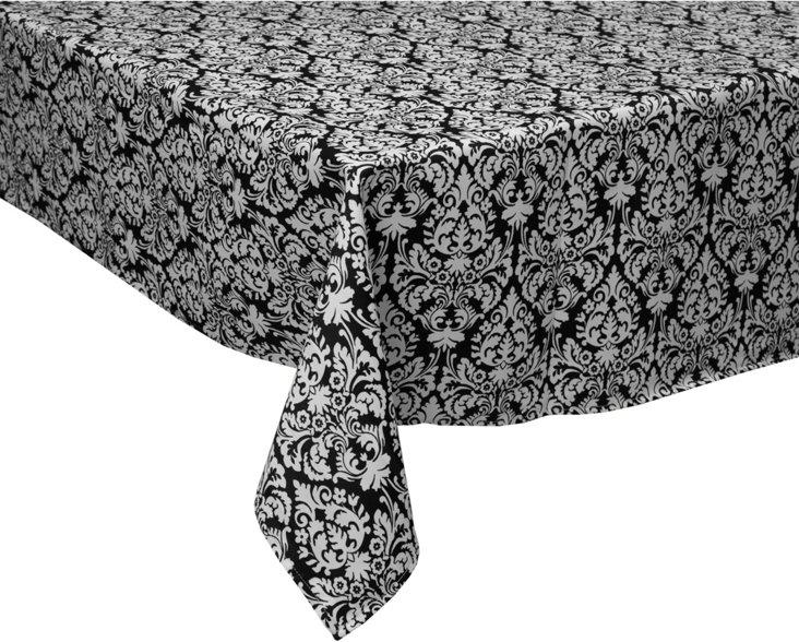 Mini Muse Onyx Tablecloth