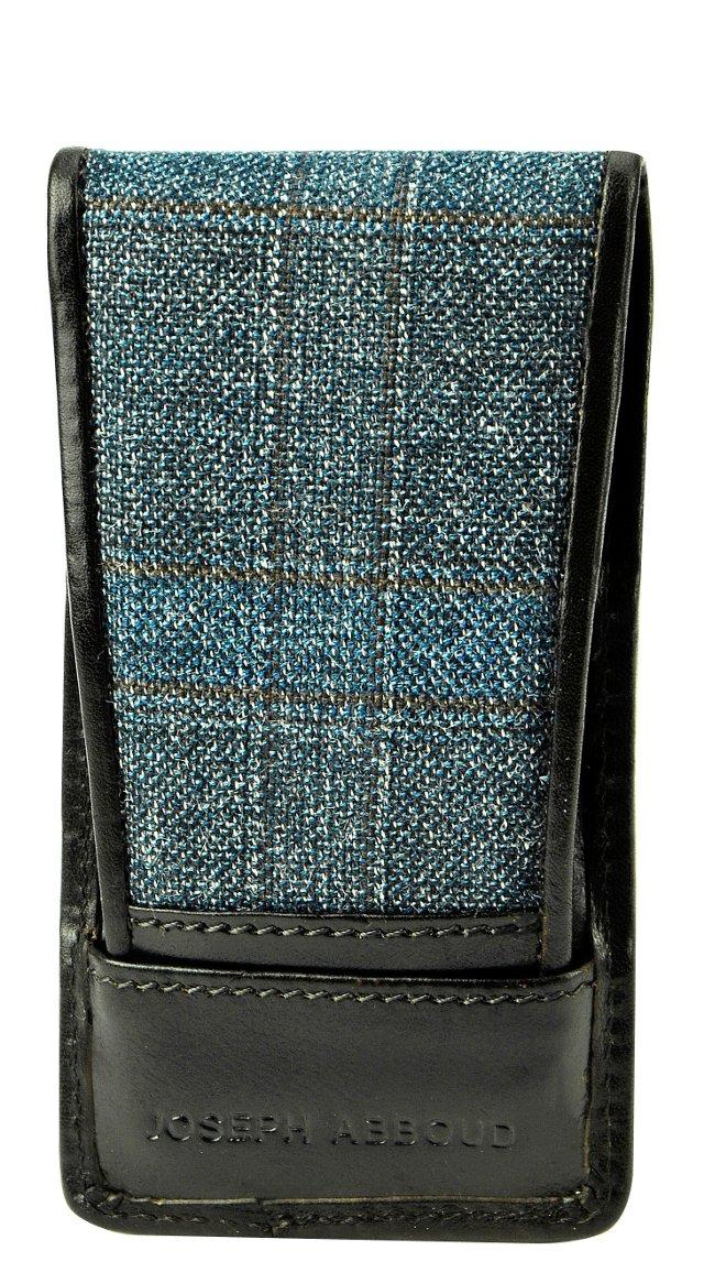 Joseph Abboud Manicure Set, Blue