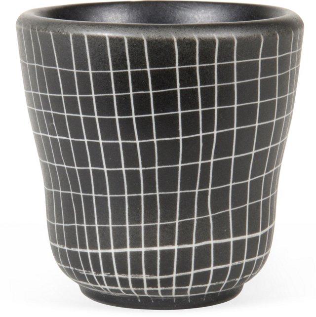 Waylande Gregory Crosshatch Vase