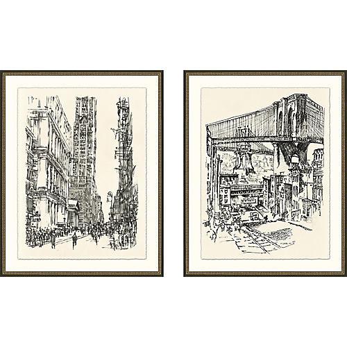City Drawings