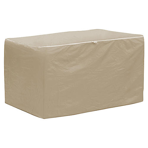 "48"" Chair Cushion Storage Bag, Tan"