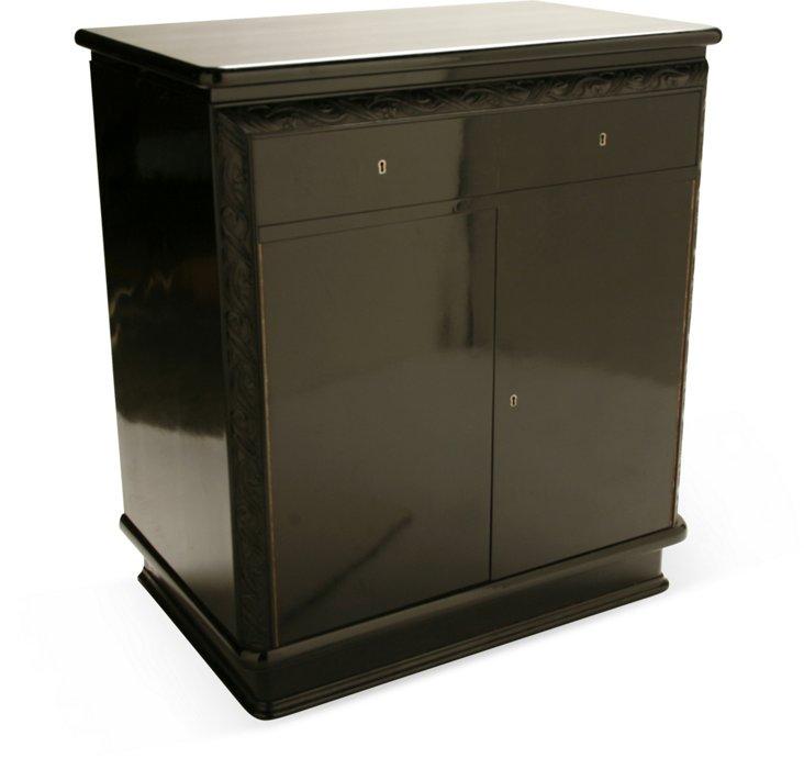 Black Cabinet, C. 1930