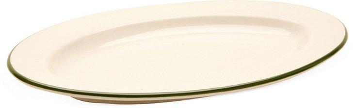 Gollhammer Oval Platter, Small