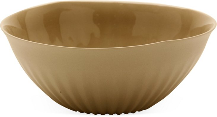 Feinedinge Alice Noodle Bowl, Sand