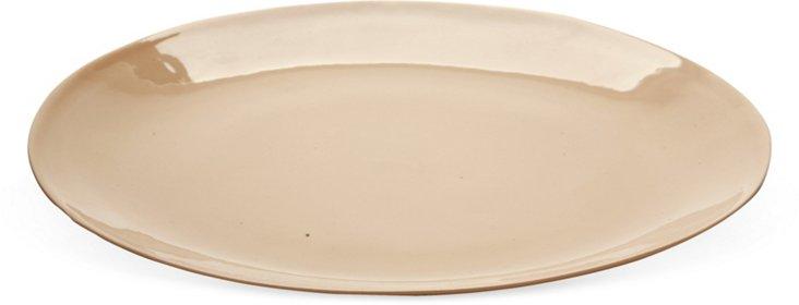 Feinedinge Alice Large Plate, Rose