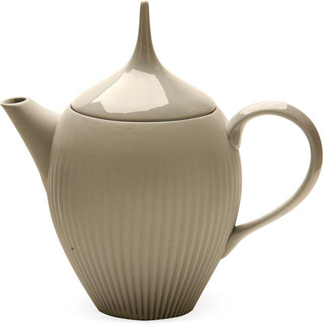 Feinedinge Alice Small Teapot, Gray