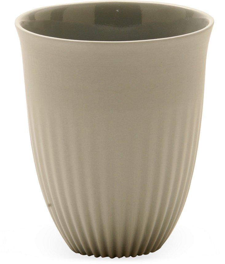 Beaker Cup, Gray