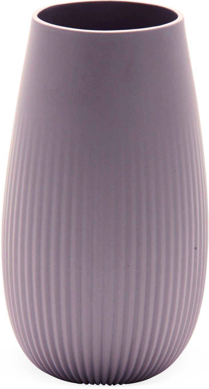 Feinedinge Alice Large Vase, Lavender