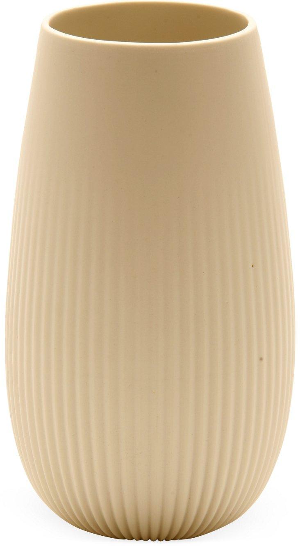 Feinedinge Alice Large Vase, Cream