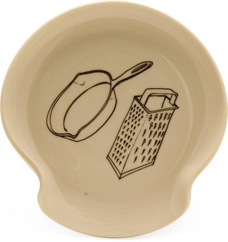 Spoon Rest, Kitchen Utensils