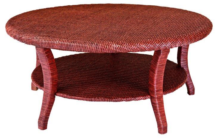 Lido Coffee Table, Cherry