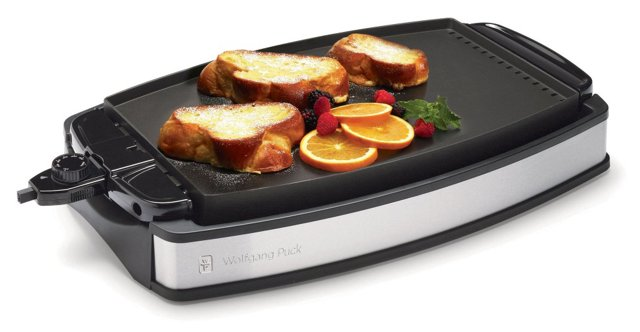 Electric Reversible Grill & Griddle