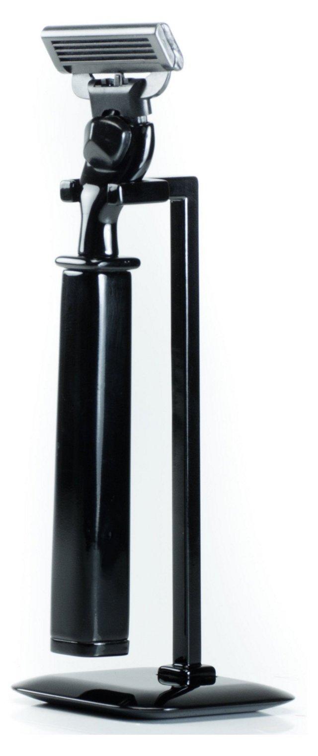 Axwell Piece Shaving Set, Black