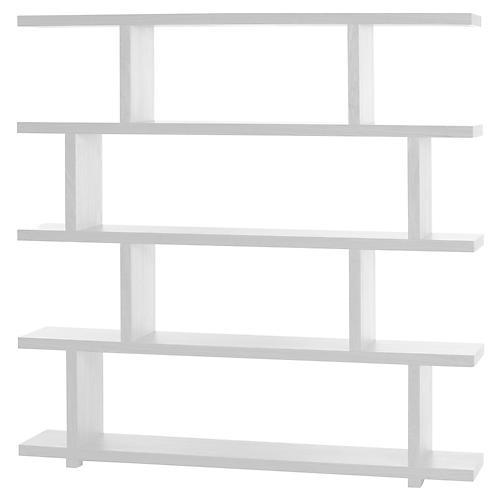 Miri Shelf, White