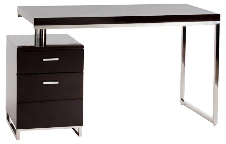 DNU, O-Martos Desk, Espresso