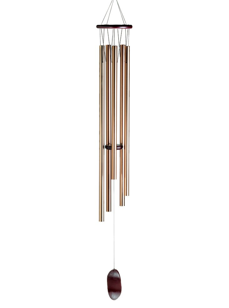 Sedona Wind Chime, Bronze