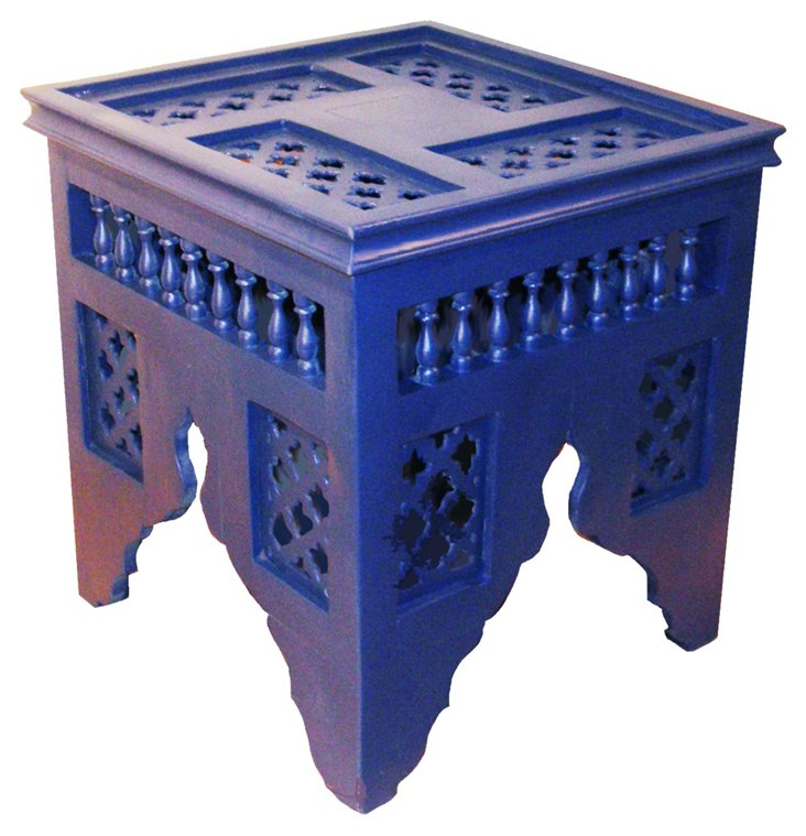 Moroccan Divan Table