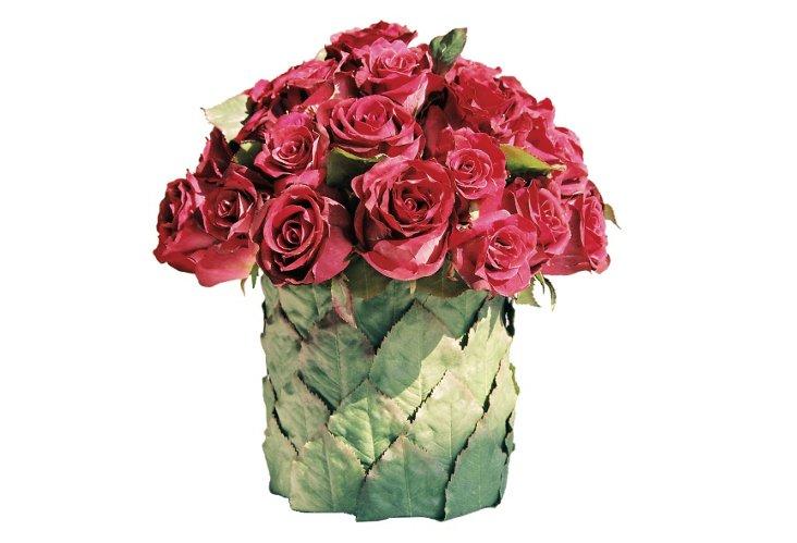 12'' Rose Arrangement