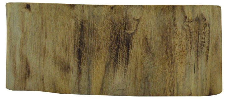 "10"" Wooden Planter"