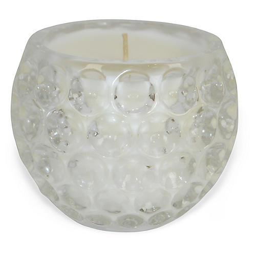 Honeycomb Candle, Hydrangea