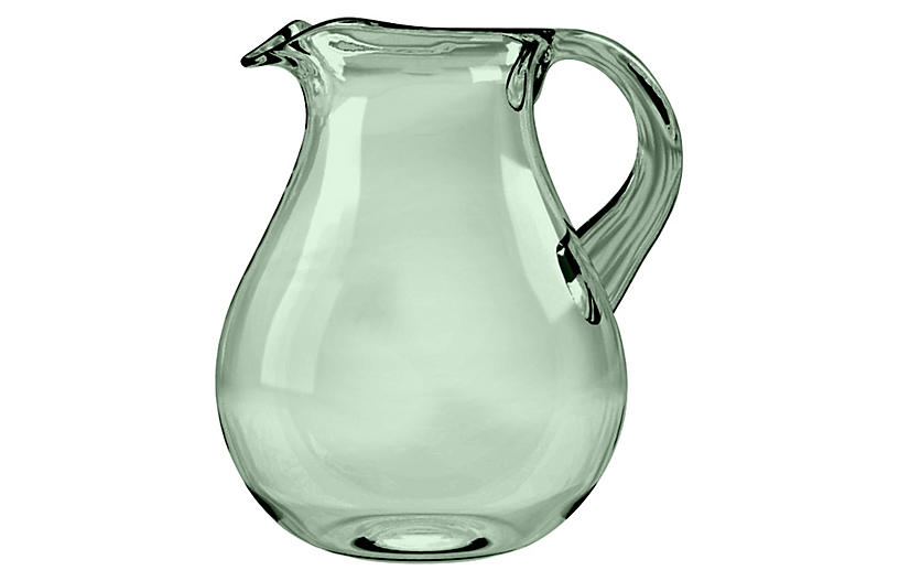 Cordoba Melamine Pitcher - Green