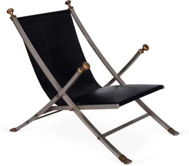 Maison Jansen-Style Chair
