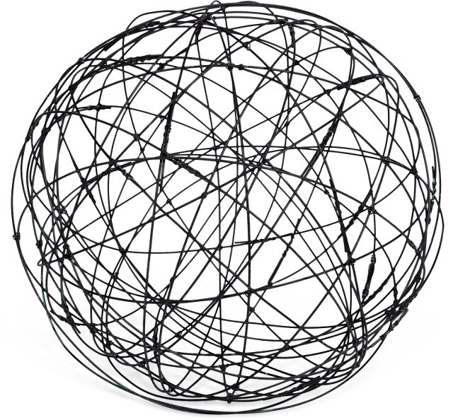 Wire Garden Ball