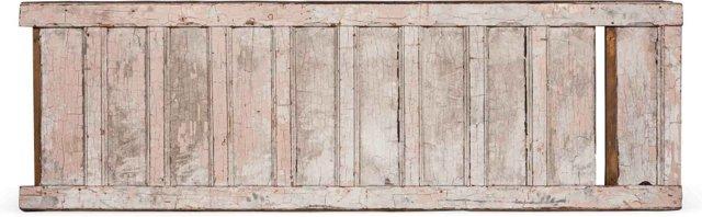 Vintage Wood Paneling III
