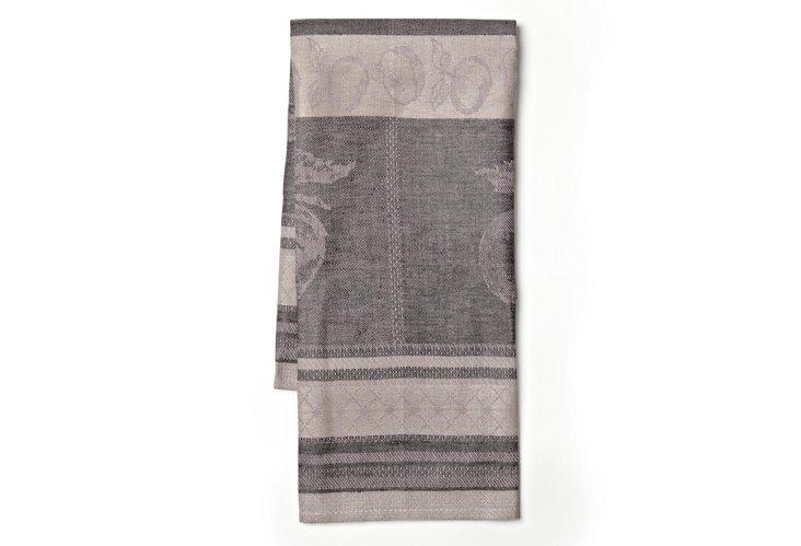 S/2 Harvest Stone Mauve Tea Towels