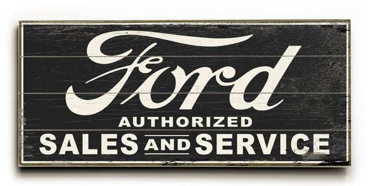 Ford Sales and Service