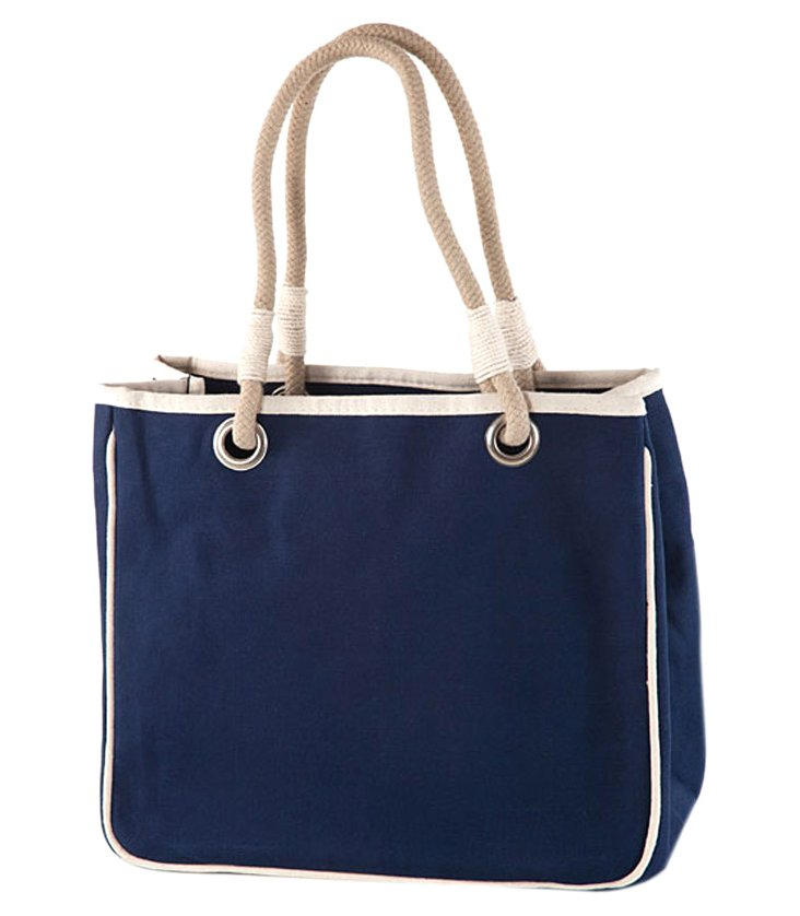 Reliable Rope Tote, Navy